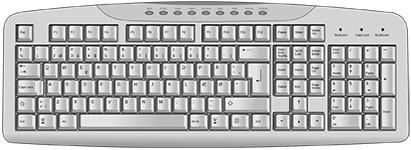Фото клавиатуры